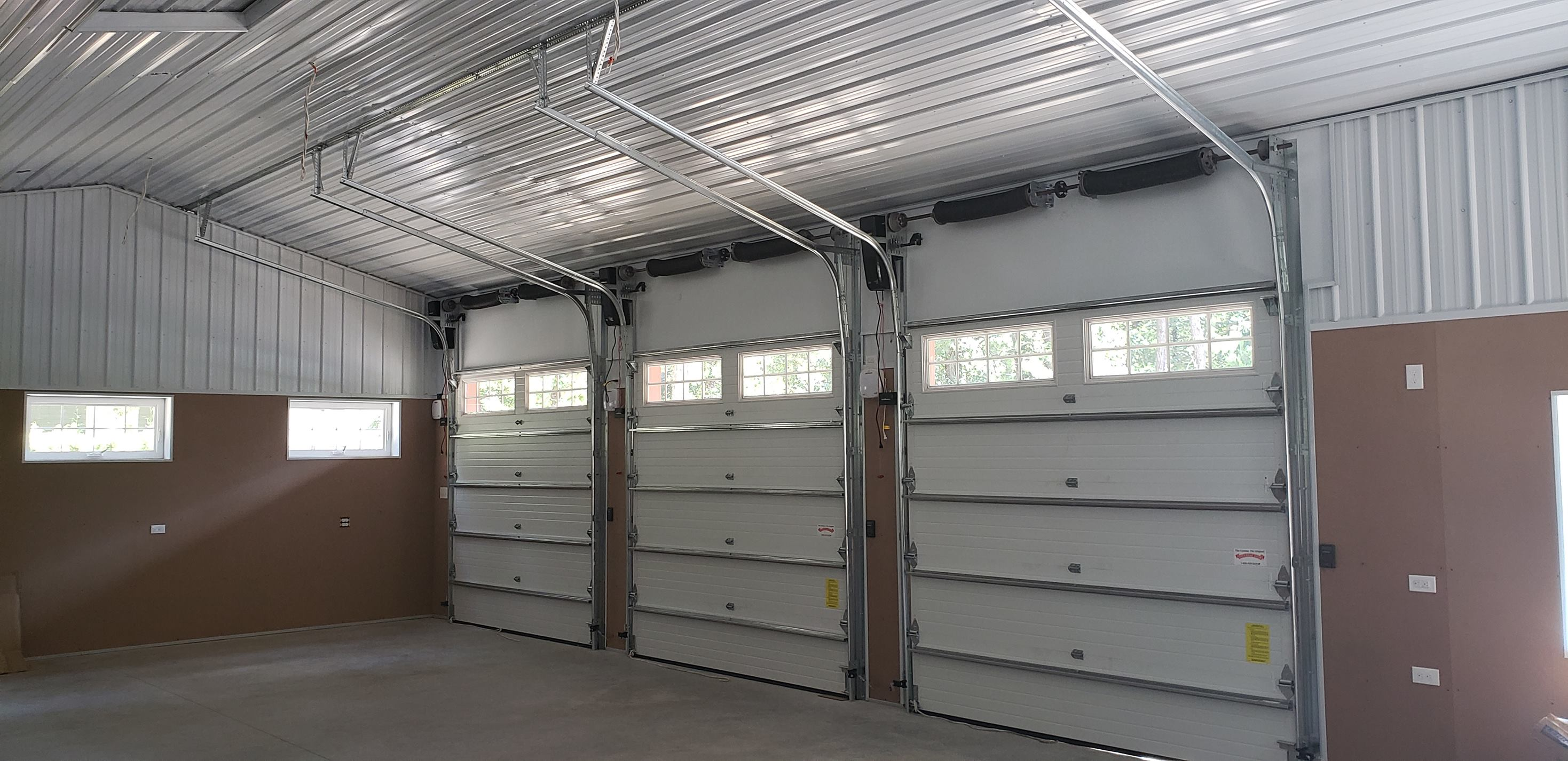 Garage door installation in Toronto