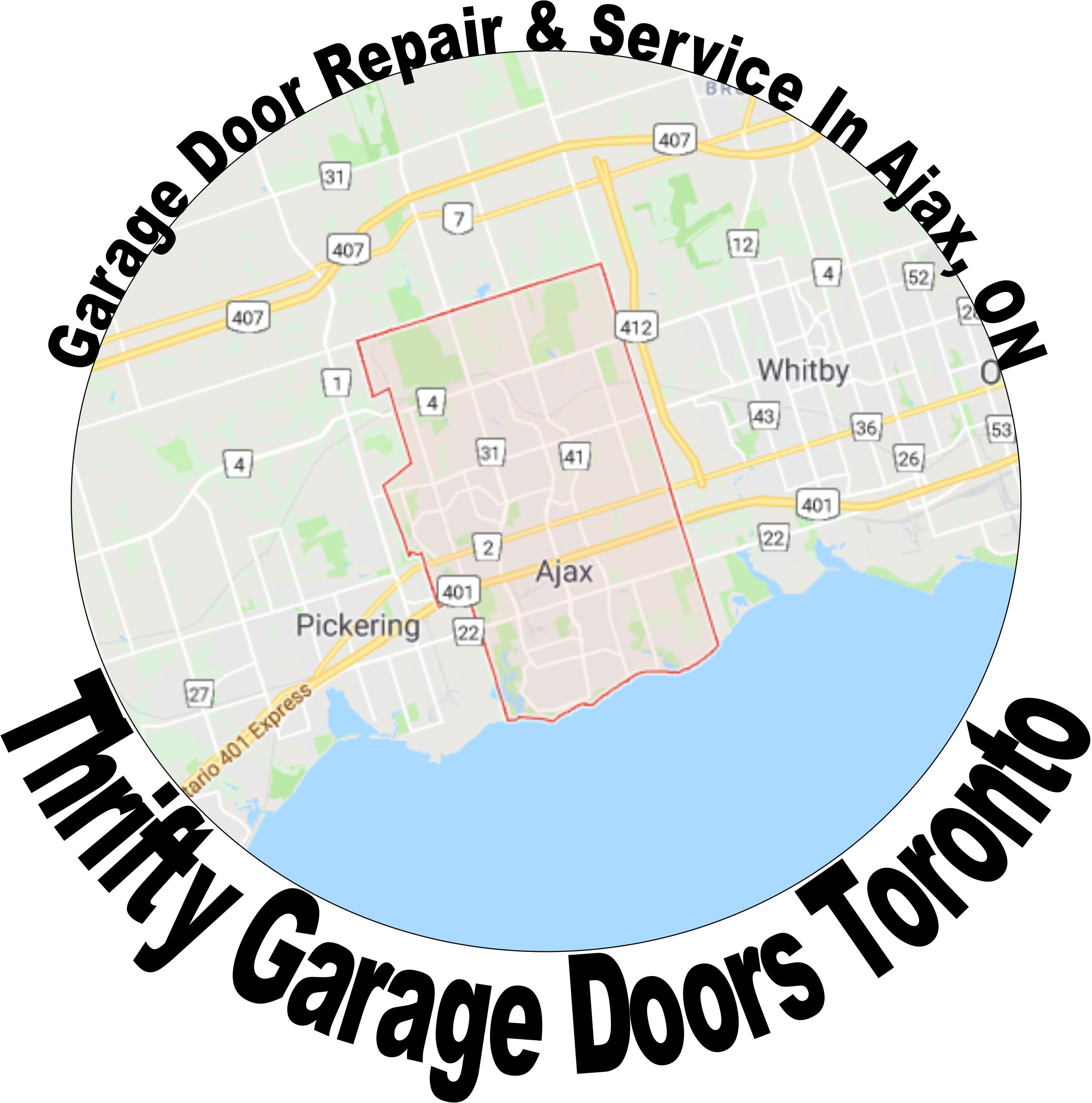 garage door repair in ajax on