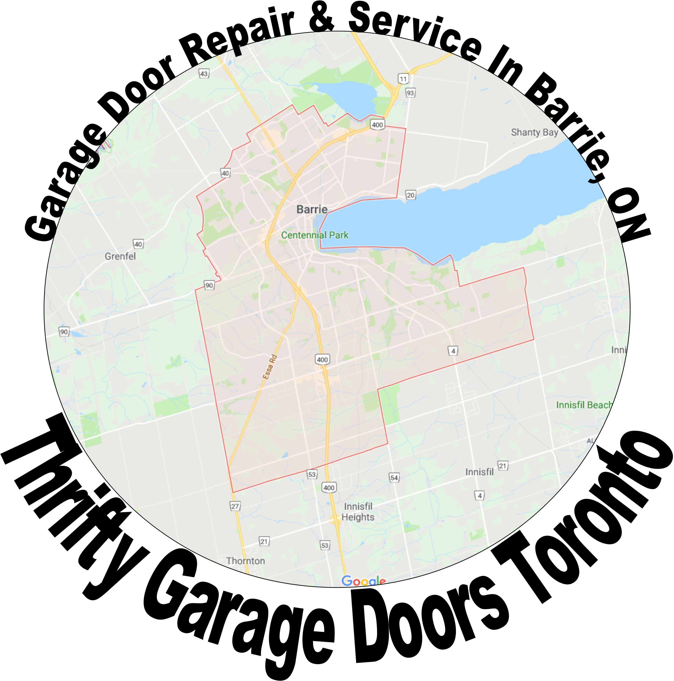 garage door repair in barrie on