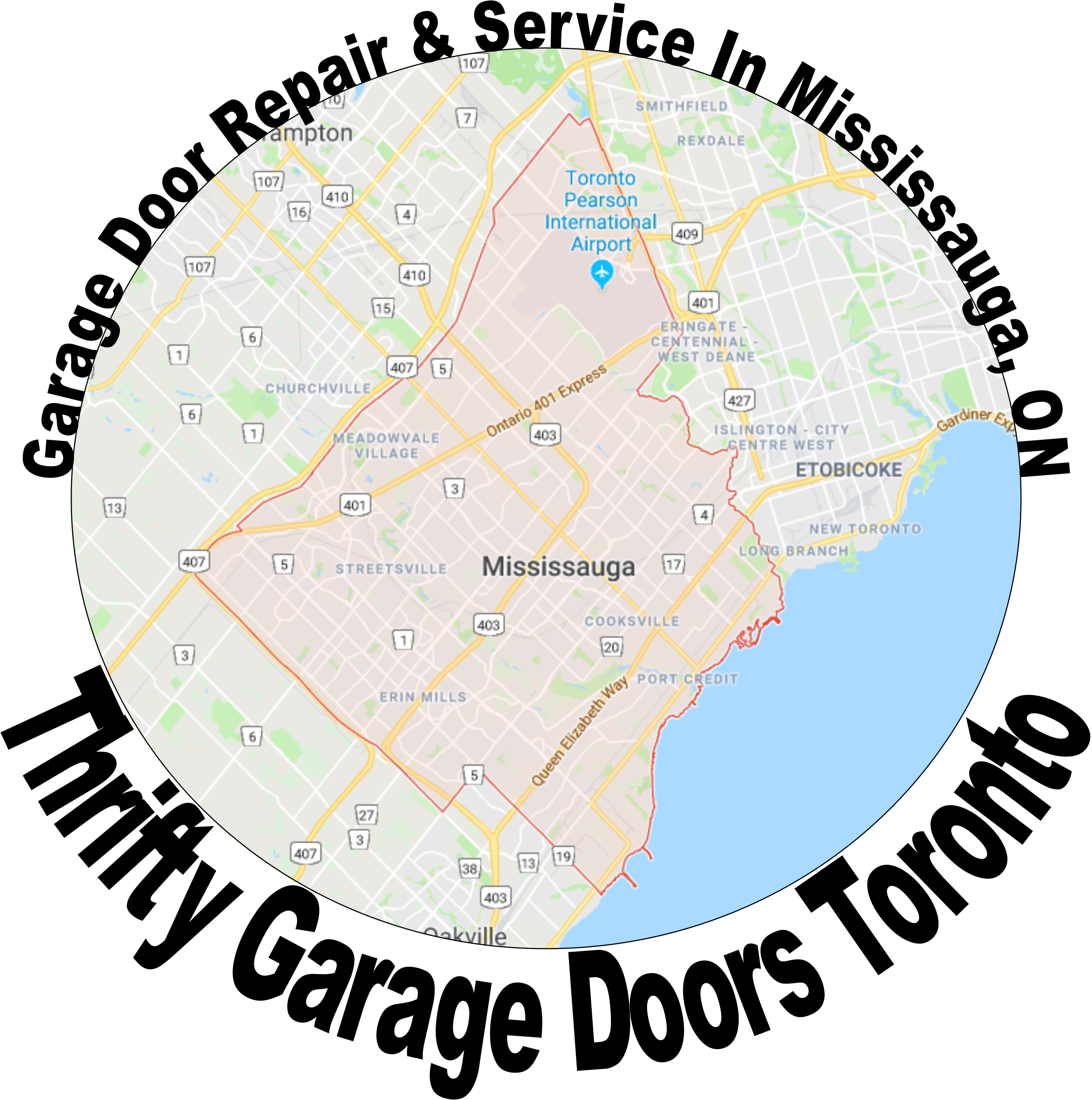 garage doors in mississauga