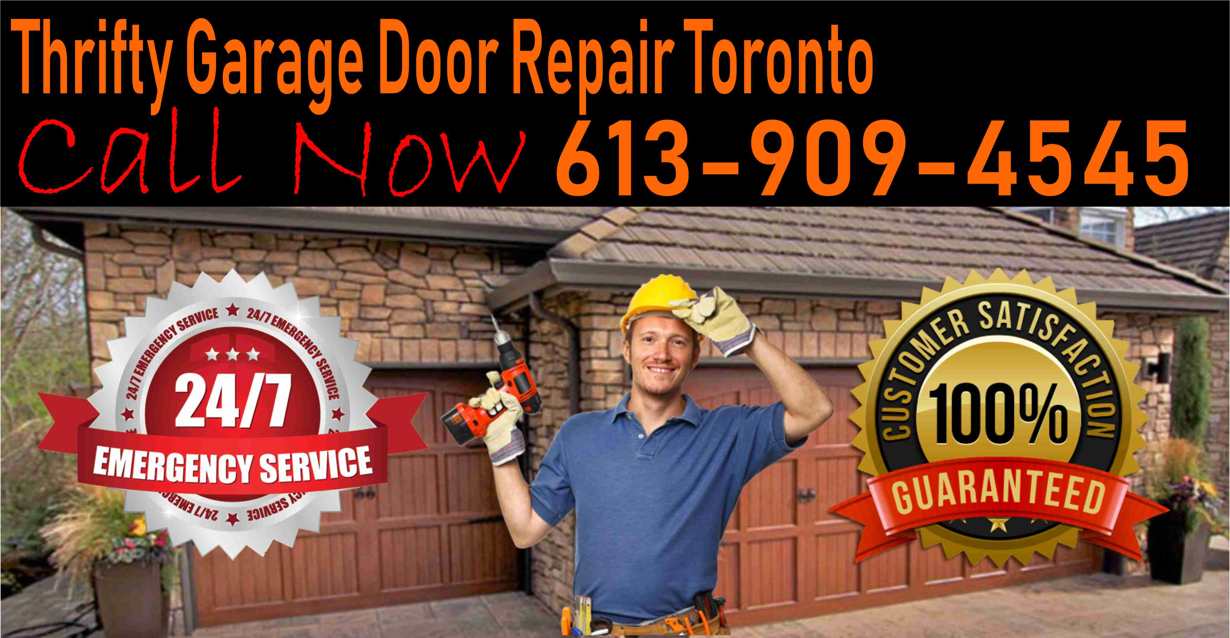 Best garage Door Repair Toronto