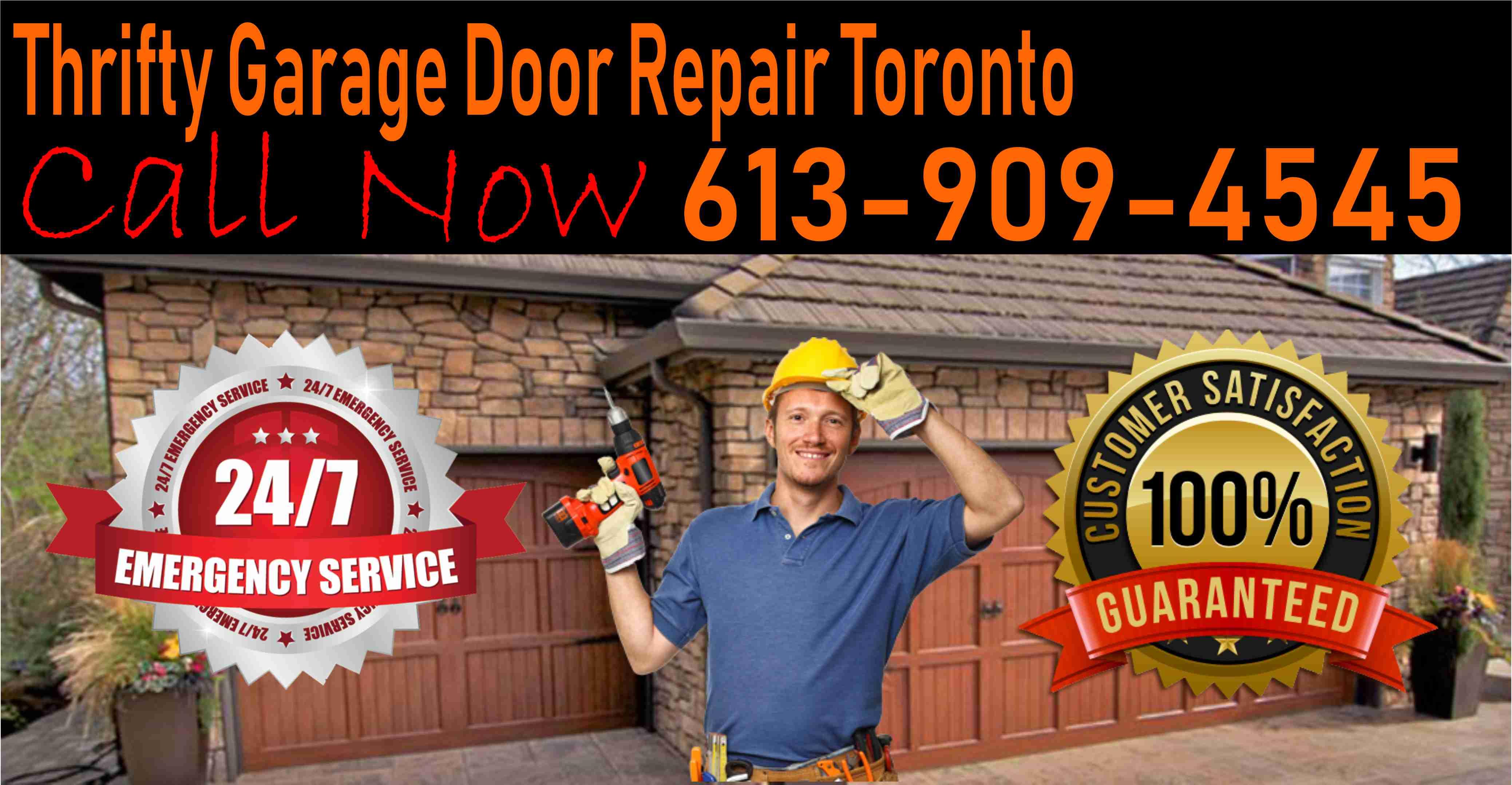 Best garage Door Repair Toronto